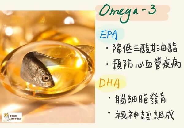 魚油omega-3
