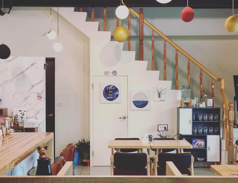 【食記】台南安平|柒月好食咖啡—巷弄寧靜質感空間